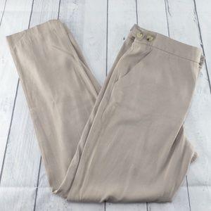 Helmut Lang Tan dress pants